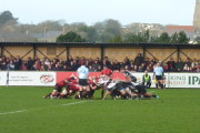 2014 At the Jersey Rugby Football Club