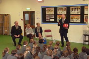 2014 AED Presentation – St Georges Preparatory School